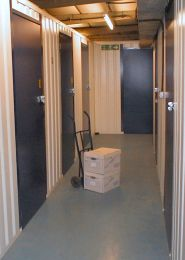 Various sizes of rooms for Self Storage are available.